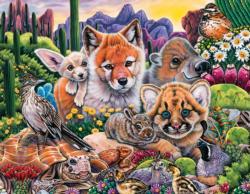 Desert Friends Wildlife Children's Puzzles