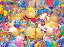 Carousel Dream Carnival Children's Puzzles