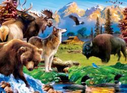 Glacier National Park National Parks Children's Puzzles