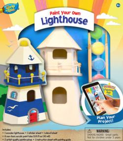 Works of Ahh... Lighthouse Lighthouses Arts and Crafts
