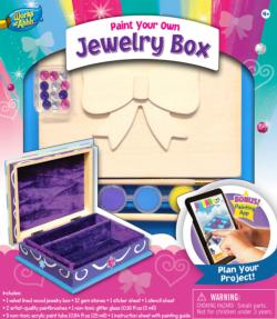 Jewelry Box - Bow Arts and Crafts
