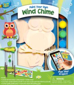 Wind Chime - Owl Birds Arts and Crafts