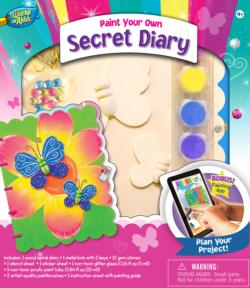 Secret Diary Flowers Arts and Crafts