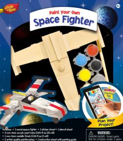 Space Fighter X-Wing Planes Arts and Crafts