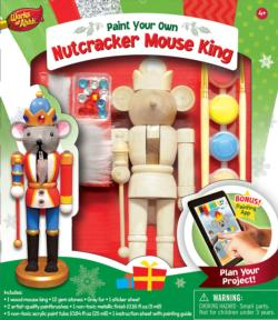 Nutcracker Mouse King Christmas Arts and Crafts