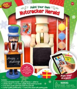 Nutcracker Herald Christmas