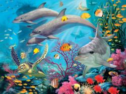 Sea Serenity Under The Sea Jigsaw Puzzle