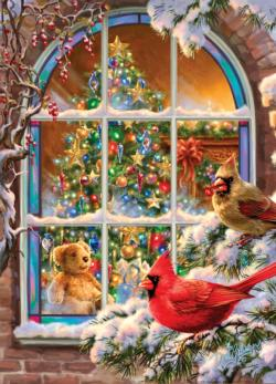 Home for the Holidays (Holiday Glitter) Christmas Jigsaw Puzzle