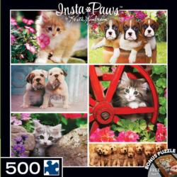 #FuzzyFriends Photography Jigsaw Puzzle