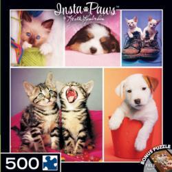 #NuzzleNoses Baby Animals Jigsaw Puzzle