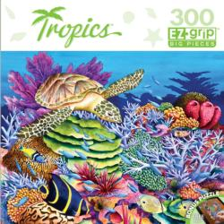 Sea Turtle Cove (Tropics) Fish Large Piece