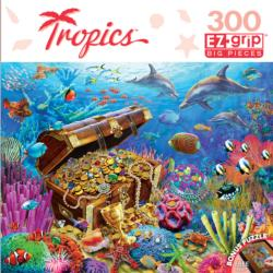 Lost Treasure (Tropics) Under The Sea Large Piece