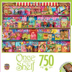 Sweet Nostalgia (Once Upon a Shelf) Pattern / Assortment Collectible Packaging