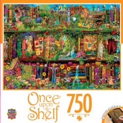 Mystical Garden (Once Upon a Shelf) Mythology Jigsaw Puzzle
