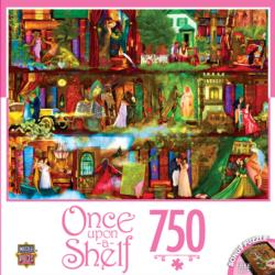 Literature of Love (One Upon-a-Shelf) Mythology Jigsaw Puzzle