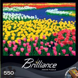 Sea of Blossoms Japan Jigsaw Puzzle