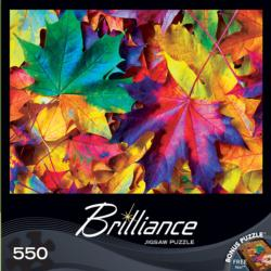Fall Frenzy Collage Jigsaw Puzzle