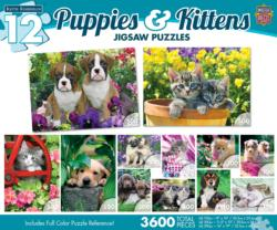 Puppies & Kittens - Kimberlin Bundle Baby Animals Multi-Pack