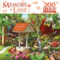 Endless Dream (Memory Lane) Garden Large Piece