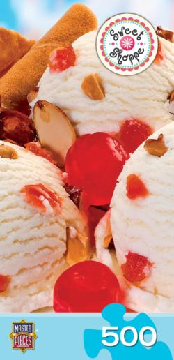 Ice Cream Delight (Sweet Shoppe Space Savers) Sweets Jigsaw Puzzle