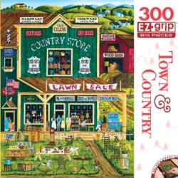 The Old Country Store (Town & Country) General Store Large Piece