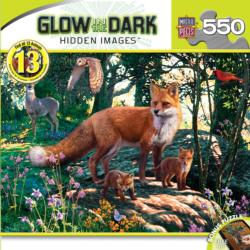 The Woodlands Wildlife Jigsaw Puzzle