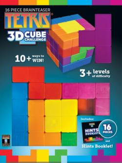 Tetris Video Game Brain Teaser