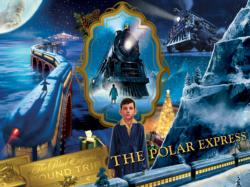 The Polar Express Collage Jigsaw Puzzle
