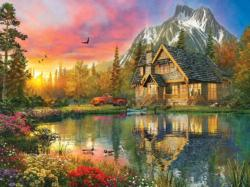 A Breath of Fresh Air Sunrise / Sunset Jigsaw Puzzle