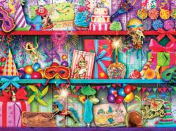 Celebrate Good Times Everyday Objects Jigsaw Puzzle