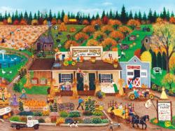 Peterson Farms (Homegrown) Americana & Folk Art Jigsaw Puzzle