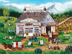 Best of the Northwest (Homegrown) Nostalgic / Retro Jigsaw Puzzle