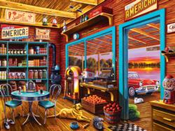 Henry's General Store (Shopkeepers) General Store Jigsaw Puzzle