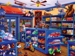 Mary Lee's Toy Store (Shopkeepers) Nostalgic / Retro Jigsaw Puzzle