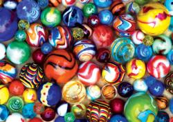All My Marbles (World'S Smallest Tin) Pattern / Assortment High Difficulty Puzzle