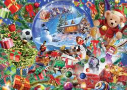 Snow Globe Dreams Christmas Jigsaw Puzzle