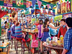 Duffy's Sports & Suds Adult Beverages Jigsaw Puzzle