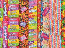 Nerds for Life Sweets Jigsaw Puzzle