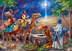 Three Magi - Scratch and Dent Christmas Jigsaw Puzzle
