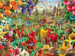A Plentiful Season Collage Jigsaw Puzzle