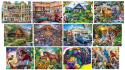 12-Pack - Artist Gallery Bundle Landscape Multi-Pack