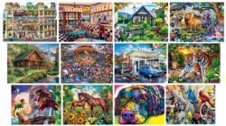 12-Pack - Artist Gallery Bundle Landscape Multi-Pack