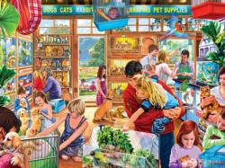 Lucy's First Pet Shopping Jigsaw Puzzle