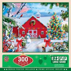 Country Christmas Christmas Large Piece