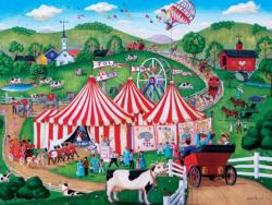 Jolly Time Circus Carnival Large Piece