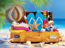 Vacation Time Summer Jigsaw Puzzle