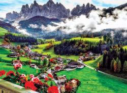 Swiss Alps Travel Jigsaw Puzzle