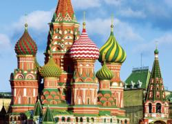 St. Basil Cathedral Churches Jigsaw Puzzle