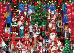 Holiday Festivities Christmas Jigsaw Puzzle