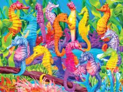 Singing Seahorses Under The Sea Children's Puzzles